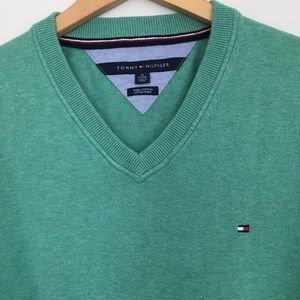 Tommy Hilfiger Pima Cotton Sweater
